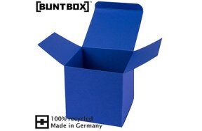 BUNTBOX FOLDING CUBE BOXES ROYAL